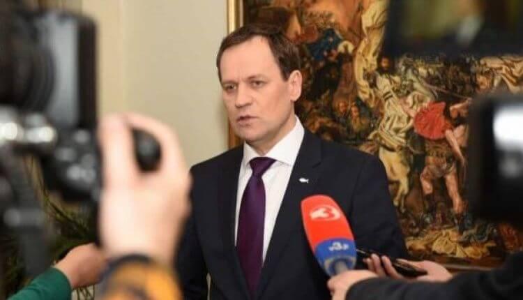 Europoseł Waldemar Tomaszewski, lider AWPL-ZChR