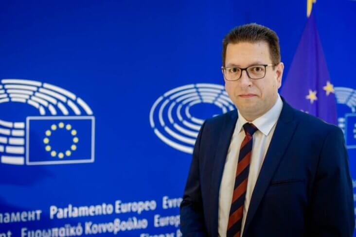 Lorant Vincze, poseł do Parlamentu Europejskiego, przewodniczący Federalnej Unii Narodowości Europejskich (FUEN)